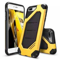 Wholesale Wholesale Iphone Goophone - Super Hornet Cellphone Case For iphone X iphone 8 Plus Protective Cover TPU Shockproof Goophone S7 Phone Case S8 VS iPhone 7 Newest