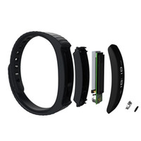 Wholesale Call Tracking - New Updated FITBIT H8 Bracelet smartband Tracking Sports Fitness Tracker Pedometer Activity Sleep Waterproof Smartwatch For Free Shipping