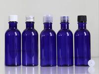 ingrosso imballaggio bottiglie per liquido-SPEDIZIONE GRATUITA Bottiglie di imballaggio di plastica di imballaggio di 100ml bottiglie grandi bottiglie liquide con bottiglie di profumo di imballaggio di profumo di shampoo nero bianco