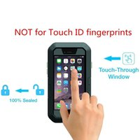 apfel iphone handy halterungen halter großhandel-Wasserdichter dünner harter Fall und Fahrrad-Montage-Handy-Halter-Installationssatz-Unterstützung für iphone 6s Plus