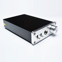 usb dac coaxial venda por atacado-Freeshipping fx-audio feixiang DAC-X6 febre HiFi amp USB Fibra Coaxial Decodificador de Áudio Digital DAC 16BIT / 192 amplificador TPA6120