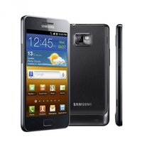 Wholesale Galaxy Sii - Original Refurbished Samsung Galaxy S2 SII I9100 4.3Inch 16G ROM Dual Core Android 2.3 WIFI GPS Cell Phone