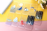 Wholesale Tpu Animals - Soft Ultra Thin Ocean II Marine Animals TPU Phone Case With Retial Packageing For iPhone 4 5 6 Plus
