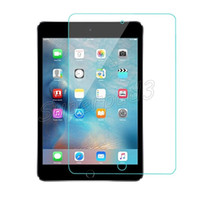 0.33mm Ultra Thin Arrondi bord 2.5D 9H Verre Trempé Film Pour Pro 12,9 Protector Ipad
