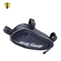 Wholesale Pump Pouches - Wholesale-Cycling Bike Bicycle Portable Repair Tools Bag Folding Tire Repair Multifunctional Kit Set With Pouch Pump