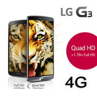 """Wholesale Android Cell Phone G3 - Original LG G3 D850 D851 D855 Mobile Phone 5.5"""" Quad Core 2GB RAM 16GB ROM Smartphone 13MP NFC GPS 4K Video WCDMA Andriod4.4 Cell Phones"""