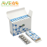 Wholesale mini ijust kit for sale - Group buy Eleaf iJust Coil iStick Pico Coil Replacement EC Head New Dual Core for iJust Tank or Melo Melo3 Mini Vaporizer Kit Sub ohm