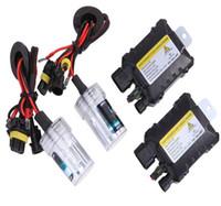 Wholesale hid xenon 55w kit h11 - New Good Xenon HID Conversion Slim Kit 55W H11 4300K-----12000K