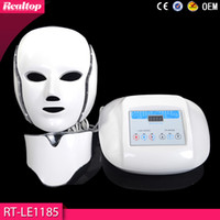 LED Light Therapy oxidation therapy - Hotting Led Light Therapy Mask Wrinkle Remove Rejuvenation Oxidation Resistance Led Light Photon Therapy Face Lifting LED Facial Mask