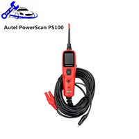 Wholesale Auto Electrical Tools - 2017 Special Autel PowerScan PS100 Electrical System Diagnosis Tool PS 100 Car Auto Circuit Tester