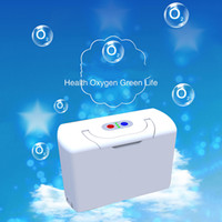 Wholesale 110 V Home use health care oxygenerator oxygen generator travel car oxygen concentrator L with rechargeable battery