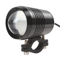 Wholesale Led Headlight For Car Motorcycle - Black 30W 1200LM U2 LED Laser Fog Light Lamp LED Car Spot Light Headlight for Motorcycle   Auto   Bike Bicycle Light Free Ship order<$18no t