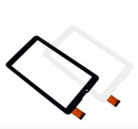 Wholesale mtk6572 hd for sale - Group buy New touch screen For Excelvan G HD Phablet inch MTK6572 Touch panel Digitizer Glass Sensor Replacement