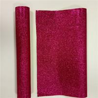 Wholesale heat glitter vinyl online - Eco friendly glitter vinyl wallpaper kids room decorative