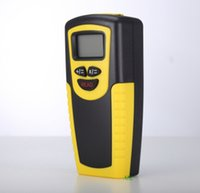 Wholesale Volume Area Lcd - Brand New Ultrasonic Distance Meter CP-3011 With Area Volume Calculator Range 18m LCD Screen With LED Backlight Rangefinders