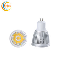 Lampadine a led luminose COB GU10 MR16 GU5.3 super luminose 3W 5W 7W lampadine a led riflettore lampada da incasso a soffitto lampada da 85-265V 12V