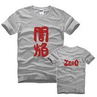 Wholesale Ga Prints - WISHCART WISHCART Chu-2 byo demo KOI ga shitai Anime Mens 2016 Short Sleeve O Neck Cotton T-shirt Tee Camisetas Hombre