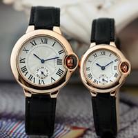 Wholesale Couple Watches Leather - 2016 Hot women men watches Luxury watch Casual Brand C Couple quartz watchwrist big bang Wristwatches for Men Women clock relojes