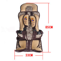 Wholesale Pink Toddler Car Seat - Toddler car pink baby car seat cover Baby Portable Safety Seat Kids Chairs for Children Cover Harness
