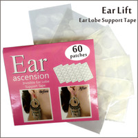 Wholesale Perfect Tape - Invisible Ear Lift for Ear Lobe Support Tape Perfect for Stretched or Torn Ear Lobes and Relieve strain from heavy earrings