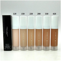 Wholesale Pro Colors - Fenty Beauty Concealer liquid foundation Rihanna Pro Filt'r Soft Matte Long Wear Foundation Face Cosmetics Makeup Contour 6 Colors DHL Ship