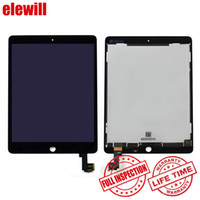 Wholesale Factory For iPad Air2 OEM NEW LCD Screen Replacement A Quality with Free DHL Shipping