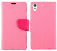 Wholesale magnetic cell phone cases online – custom Magnetic Cell Phone Wallet Case Card Slots Folio Flip Cover for HTC Desire A22 HTC HTC Desire