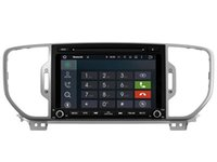 """Wholesale Gps For Kia Sportage - New Quad Core 8"""" Android 5.1.1 car dvd player fit for 1024*600HD LCD KIA SPORTAGE 2016 2017 gps BT DVR radip stereo wifi 3G free camera map"""