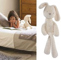 Wholesale Teddy Cheapest Price - 2017 Cute Rabbit Baby Soft Plush Toys Brinquedos Plush Rabbit Stuffed Toys White Cheapest Price Best Gift for Kids