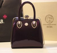 Wholesale Two Way Tote Bags - High-end female bag big handbag fashion of new fund of 2016 autumn winters is small bag lady bag clip brightsurface restoring ancient ways