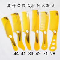ingrosso anti corno statico-Pettine anti-statica da massaggio turismo salute massaggio pettine corno spaccato