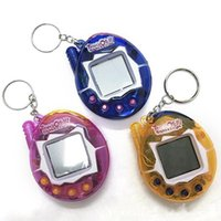Wholesale Beyblade Toys Wholesale - 2017 Hot Sell Electronic Kids Toys Beyblade Christmas Gifts Retro Virtual Pet Many Cyber Pets Animals Toys Funny Tamagotchi For Kids TTK01