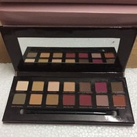Wholesale Modern Quality - High quality Modern Renaissance eye shadow palette 14 color eye shadow kit with brush free shipping by DHL