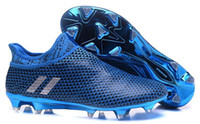 Wholesale Messi Cleats White - Messi 16+ Pureagility Firm Ground Cleats,Men's Messi 16+ Pureagility FG Soccer Cleats,Football boots,Soccer Shoes,Dropping Accepted
