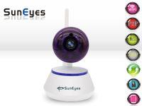 Wholesale Suneyes Wifi Wireless - SunEyes SP-S701W 720P HD Mini P2P IP Camera Wireless Wifi Pan Tilt Two Way Audio Video Push Alarm with Motion Detection Free APP