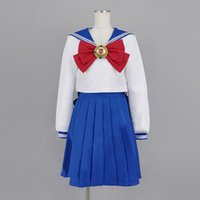 костюм сексуальный Sailor Moon Navy Sailor School Uniform Performance Costumes Kawaii Halloween Cosplay костюм женщина платье