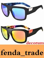neue art sonnenbrille großhandel-Die Decorum Stil Promotion 12 Farboptionen Brand New Sonnenbrille Frauen Marke Designer Brille Vintage Goggle Beschichtung Sonnenbrille HEISS