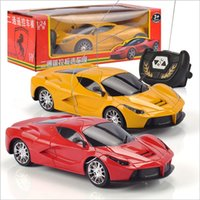 Wholesale Wireless Remote Control Car Toys - Free Shipping Toy Car with Remote Control within 30 meters Wireless Electric Car Toy 1 24 RC great gift for kids wholesale