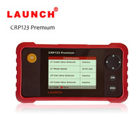 Wholesale Transmission Scan Tools - New LAUNCH Creader CRP123 Premium Diagnostic Code Reader OBDII Scan Tool For Engine ABS SRS Transmission Updated version of CRP123