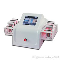 Wholesale Lipo Laser System - New Slimming Lipo Laser System Fat Removal Cellulite Machine Slimming Beauty