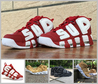 Wholesale R Shoes - 2017 Correct Version Scottie Pippen World Famous Lace Big R Retro Olympic Mens Basketball Shoes for Fashion Casual Sports Sneakers 7-12
