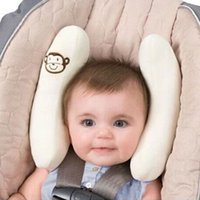 newest protection children car seat belts pillow protect kids head shoulder safety infant sleep pillow stroller accessories uk
