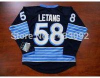 Wholesale Authentic Jersey 58 - Big Sale Kris Letang #58 2011 Winter Classic Jersey,cheap Kris Letang hockey jerseys Embroidery logos,Authentic Jerseys