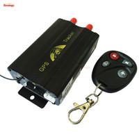 ingrosso tracker coban-Commercio all'ingrosso 40 PZ Coban GPS103B Tk103B in tempo reale Geo-Fence allarme GSM GPS Mini auto Tracker con scatola al minuto