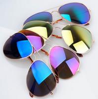 gafas de sol de marca dhl al por mayor-Nuevas gafas de sol deportivas para hombres Mujeres gafas de sol de marca de diseñador gafas de sol de ciclismo para mujer de alta calidad 23 colores pueden elegir libre de DHL