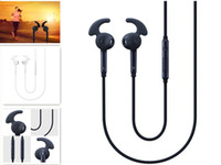 Wholesale S4 Smart Cell Phone - For Smark phone Samsung S6 S7 Sport Earphone Handfree With Mic Bass Headphone Headset Earbuds For smart phone Galaxy S4 S5 S6 S7 Cell phone