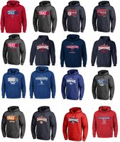 Wholesale Red Sox Pullover - 2017 MLB Los Angeles Dodgers Washington Nationals Houston Astros Boston red sox Cleveland Indians Division Champions take 17 Hoodies