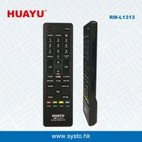 Wholesale Haier Lcd - RM-L1313 Hot NETFLIX Function Universal TV Remote Controller se for Haier LED LCD HD Smart TV