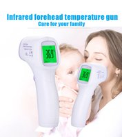 Wholesale Digital Infrared Body Thermometer - Non-contact Digital Baby Kid Adult Body Food IR Infrared Thermometer Temperature