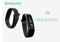Wholesale Sleep Alert Alarm - Bluetooth Activity Tracking BitHealth Waterproof Z2 Brand Wristband Sleep Tracking Call Alert Massage Alarm Smart Bracelet Smart Watch 50pcs